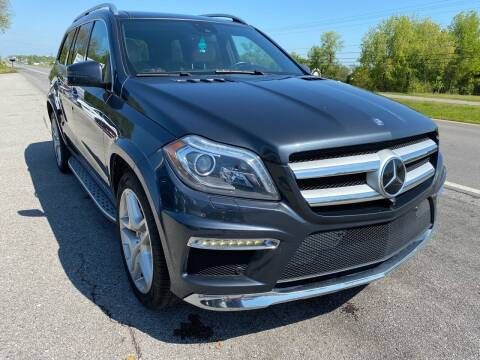 2014 Mercedes-Benz GL-Class for sale at Tennessee Auto Brokers LLC in Murfreesboro TN