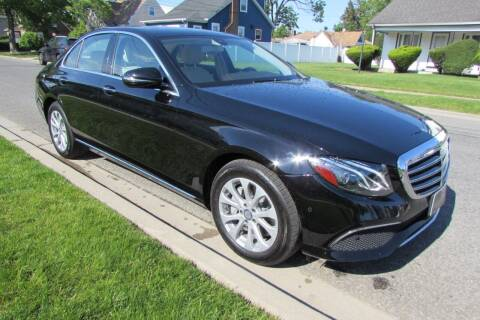 2017 Mercedes-Benz E-Class for sale at First Choice Automobile in Uniondale NY