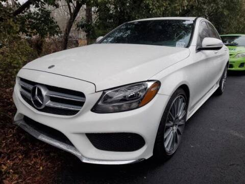 2018 Mercedes-Benz C-Class for sale at Impex Auto Sales in Greensboro NC