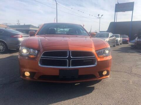 2011 Dodge Charger for sale at GREAT DEAL AUTO SALES in Center Line MI