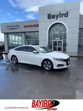 2020 Honda Accord for sale at Bayird Truck Center in Paragould AR