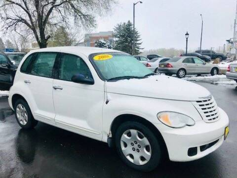 2008 Chrysler PT Cruiser for sale at J & M PRECISION AUTOMOTIVE, INC in Fort Collins CO