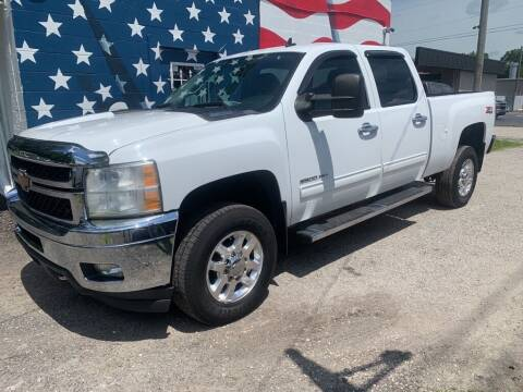 2014 Chevrolet Silverado 2500HD for sale at The Truck Lot LLC in Lakeland FL