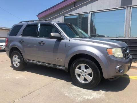 2008 Ford Escape for sale at Colorado Motorcars in Denver CO