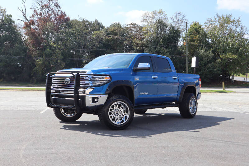 2018 Toyota Tundra for sale at Auto Guia in Chamblee GA