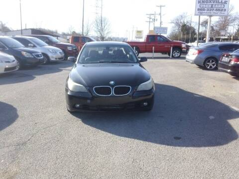 2006 BMW 5 Series for sale at Knoxville Used Cars in Knoxville TN