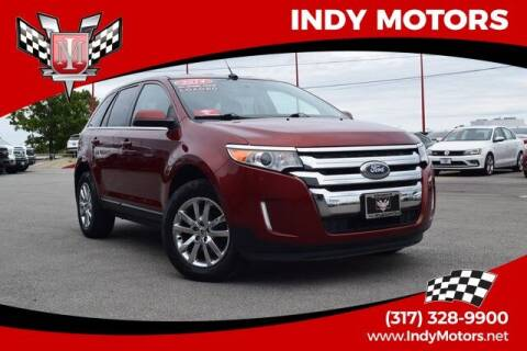 2014 Ford Edge for sale at Indy Motors Inc in Indianapolis IN