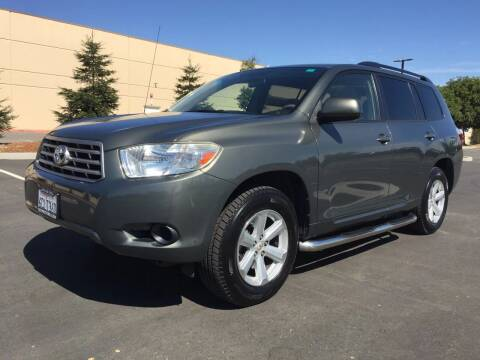 2008 Toyota Highlander for sale at 707 Motors in Fairfield CA