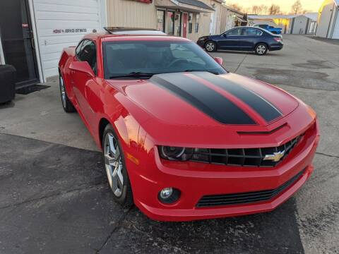 2011 Chevrolet Camaro for sale at Exclusive Automotive in West Chester OH