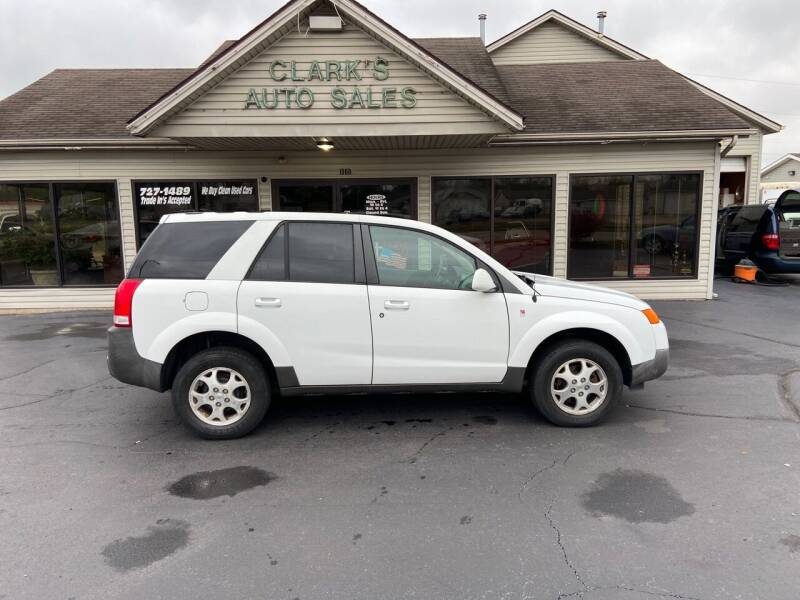2005 Saturn Vue for sale at Clarks Auto Sales in Middletown OH