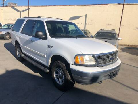 2001 Ford Expedition for sale at OCEAN IMPORTS in Midway City CA