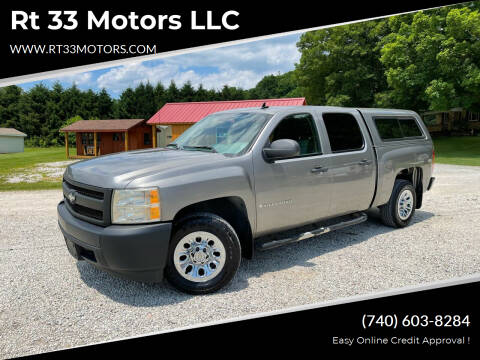2007 Chevrolet Silverado 1500 for sale at Rt 33 Motors LLC in Rockbridge OH