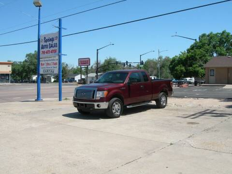 2010 Ford F-150 for sale at Springs Auto Sales in Colorado Springs CO