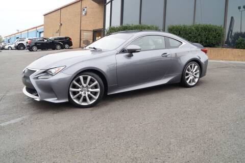 2015 Lexus RC 350 for sale at Next Ride Motors in Nashville TN