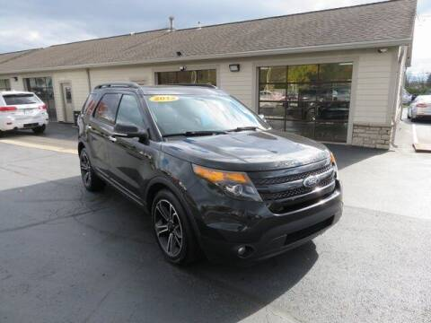 2013 Ford Explorer for sale at Tri-County Pre-Owned Superstore in Reynoldsburg OH