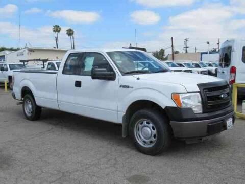 2013 Ford F-150 for sale at Atlantis Auto Sales in La Puente CA