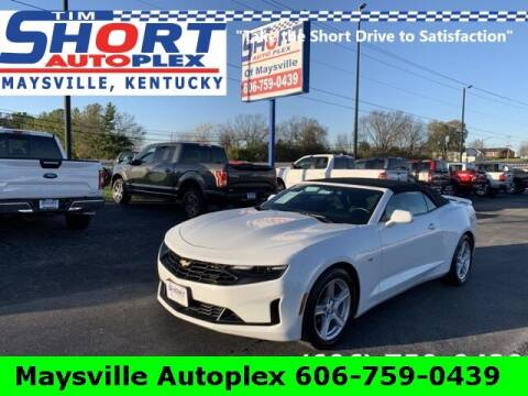 2020 Chevrolet Camaro for sale at Tim Short Chrysler in Morehead KY