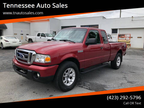 2011 Ford Ranger for sale at Tennessee Auto Sales in Elizabethton TN