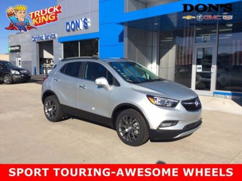 2019 Buick Encore for sale at DON'S CHEVY, BUICK-GMC & CADILLAC in Wauseon OH