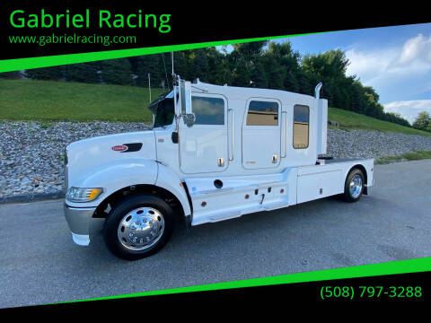 2007 Peterbilt 335 for sale at Gabriel Racing in Worcester MA