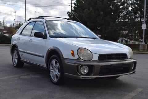 2003 Subaru Impreza for sale at NEW 2 YOU AUTO SALES LLC in Waukesha WI