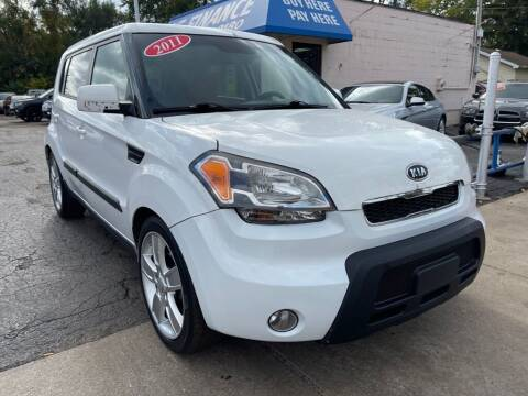 2011 Kia Soul for sale at Great Lakes Auto House in Midlothian IL