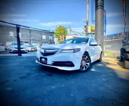 2017 Acura TLX for sale at Buy Here Pay Here Auto Sales in Newark NJ