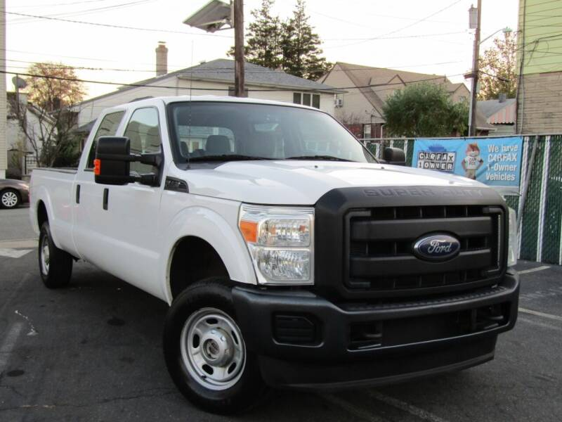 2015 Ford F-250 Super Duty for sale at The Auto Network in Lodi NJ