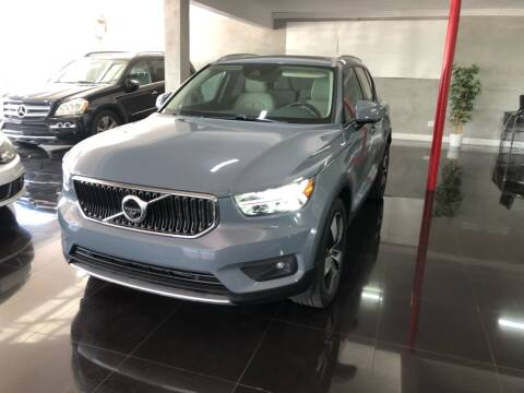 2021 Volvo XC40 for sale at CARSTRADA in Hollywood FL