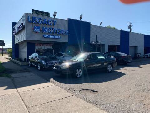 2002 Ford Taurus for sale at Legacy Motors in Detroit MI