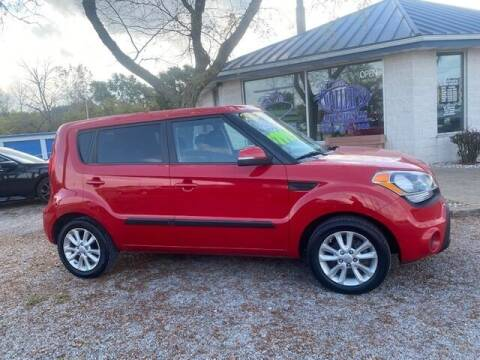 2012 Kia Soul for sale at Wallers Auto Sales LLC in Dover OH