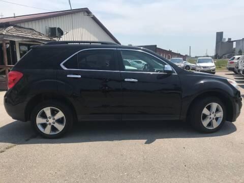 2015 Chevrolet Equinox for sale at El Rancho Auto Sales in Des Moines IA