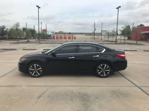 2016 Nissan Altima for sale at Don Auto World in Houston TX
