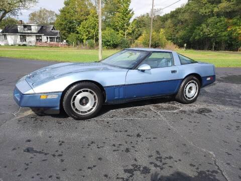1985 Chevrolet Corvette for sale at Depue Auto Sales Inc in Paw Paw MI