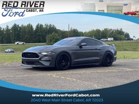 2020 Ford Mustang for sale at RED RIVER DODGE - Red River of Cabot in Cabot, AR