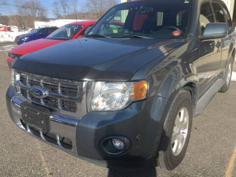 2012 Ford Escape for sale at Motuzas Automotive Inc. in Upton MA