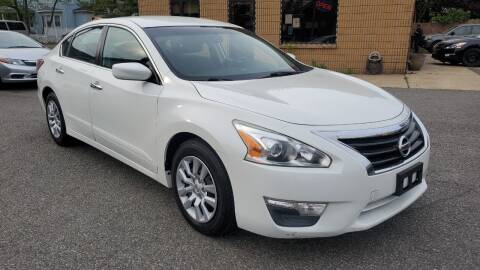 2013 Nissan Altima for sale at Citi Motors in Highland Park NJ