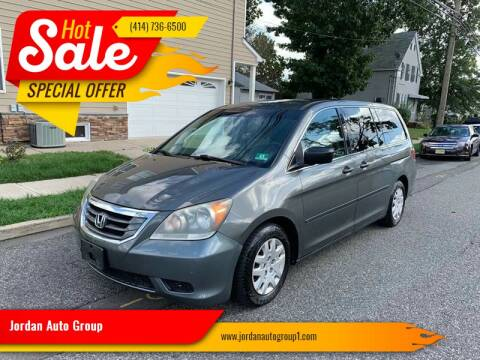 2008 Honda Odyssey for sale at Jordan Auto Group in Paterson NJ