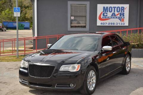 2012 Chrysler 300 for sale at Motor Car Concepts II - Kirkman Location in Orlando FL