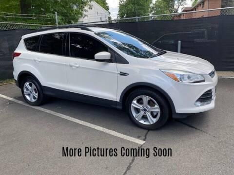 2016 Ford Escape for sale at Warner Motors in East Orange NJ