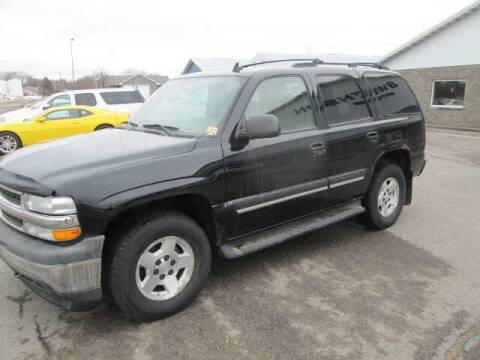 2006 Chevrolet Tahoe for sale at SWENSON MOTORS in Gaylord MN