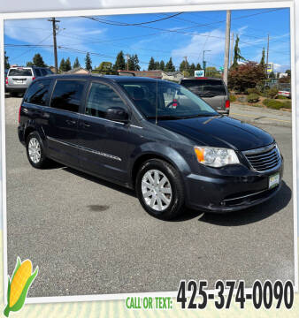 2014 Chrysler Town and Country for sale at Corn Motors in Everett WA