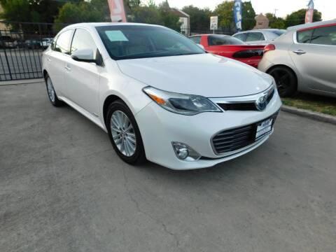 2014 Toyota Avalon Hybrid for sale at AMD AUTO in San Antonio TX
