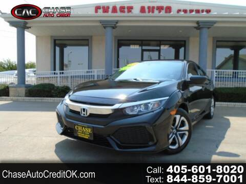 2018 Honda Civic for sale at Chase Auto Credit in Oklahoma City OK