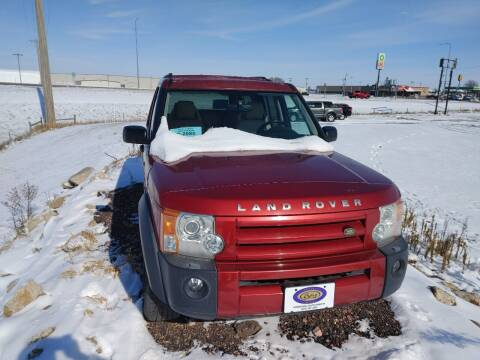 2006 Land Rover LR3 for sale at BERG AUTO MALL & TRUCKING INC in Beresford SD