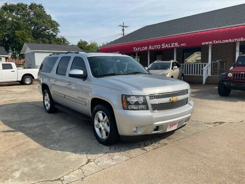 2013 Chevrolet Suburban for sale at Taylor Auto Sales Inc in Lyman SC