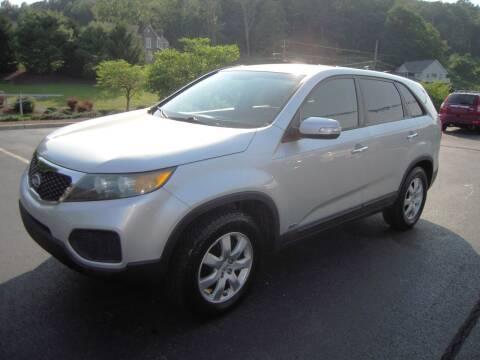 2012 Kia Sorento for sale at 1-2-3 AUTO SALES, LLC in Branchville NJ