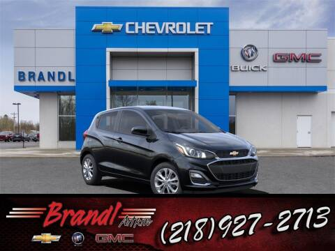 2021 Chevrolet Spark for sale at Brandl GM in Aitkin MN