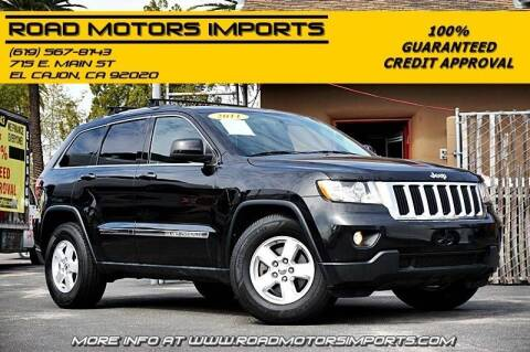 2011 Jeep Grand Cherokee for sale at Road Motors Imports in El Cajon CA