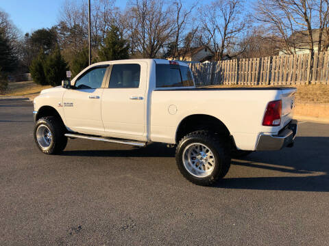 2015 RAM Ram Pickup 2500 for sale at Superior Wholesalers Inc. in Fredericksburg VA